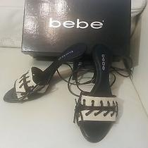 Bebe Womens Shoes New With Box Photo