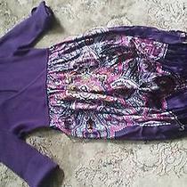 Bebe Xs Purple Dress Photo