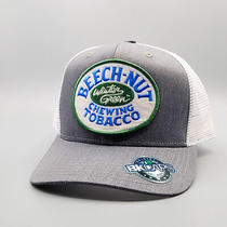 Beech-Nut Hat Vintage Trucker Hat Tobacco Patch Hat Mid-Crown Baseball Cap Photo