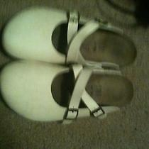 Beige Birkenstocks  Photo