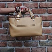 Beige Celine Women's Handbag Photo