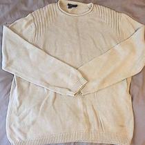 Beige Dkny Sweater Photo