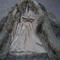 Beige Fur Coat Large Photo