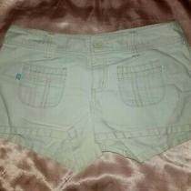 Beige/ivory Aeropostale Shorts - Size 5/6 Photo