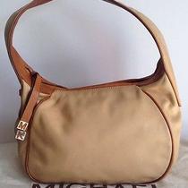 Beige Michael Kors Handbag With Dustbag Photo