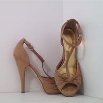 Beige Sexy Shoe h&m Made for Sweden High (3in and Up)  Photo