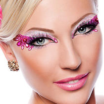 Bella Blush Glitter Eye Art Kit Photo