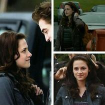 Bella Swan Original Billabong Jacket Photo