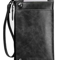 Belle & Bloom Black Penelope Genuine Leather Womens Wallet New in Box Rrp 99.95 Photo