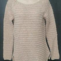 Benedetta B. Blush Wool Alpaca Knit Sweater Women's Small Photo