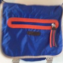 Bensimon Purse Blue Nylon Photo