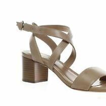 Bernardo Womens Brielle Blush Antique Calf Sandals Size 6 (1161462) Photo