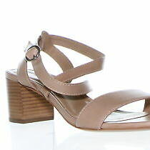 Bernardo Womens Brielle Blush Antique Calf Sandals Size 8.5 (859142) Photo