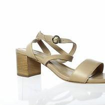 Bernardo Womens Brielle Blush Antique Calf Sandals Size 9.5 (1010907) Photo