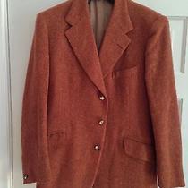 Bespoke Scottish Highland Tweed Jacket Sport Coat Campbell's Vintage Size 40 Photo