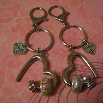 Best Friend Heart Purse Charms for Friends or Sisters Gift Photo