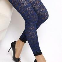 Bestsockdrawer Layla Blue Leggings Photo