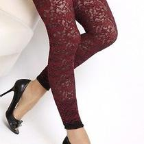 Bestsockdrawer Layla Red Leggings Photo