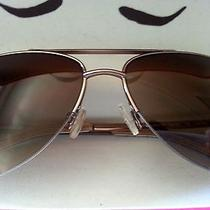 Betsey Johnson Aviator Sunglasses Photo