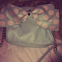 Betsey Johnson Bag Photo
