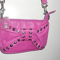 Betsey Johnson Bag Pink Photo