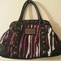 Betsey Johnson Betseyville Large Multi-Colored Handbag Photo