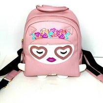 Betsey Johnson Blush Back Pack Purse New With Tags Photo