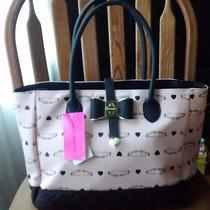 Betsey Johnson Blush Bag in a Bag Tote Photo