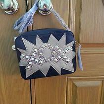 Betsey Johnson Crossbody Handbag Photo