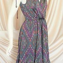 Betsey Johnson Dress (Medium Large) Retro 1970s Excellent Mint Cond Made in Usa Photo