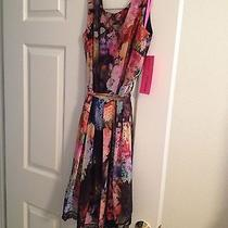 Betsey Johnson Floral Dress Photo