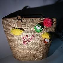 Betsey Johnson Handbags Very Cool Beach Tote Best Price Anywhere  Photo