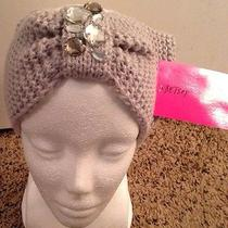 Betsey Johnson Headband Hat Ladies Photo