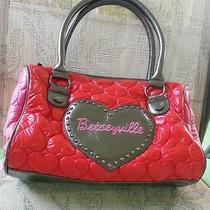 Betsey Johnson Hearts Handbag  Photo