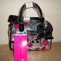 Betsey Johnson Ladies' Skull Handbags Crossbody strappurses.women's Accessories Photo