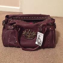 Betsey Johnson Leather Satchel Photo