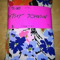 Betsey Johnson Leggings Photo