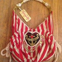 Betsey Johnson Nautical Bag Photo