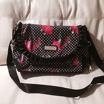 Betsey Johnson Purse/messenger Bag Euc Photo