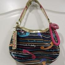 Betsey Johnson Ring a Ling  Purse Photo