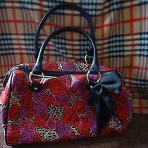 Betsey Johnson Rose Handbag Photo