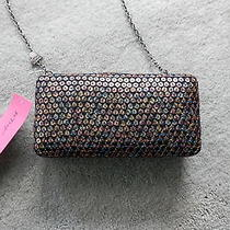 Betsey Johnson Sequin Clutch Photo
