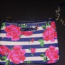 Betsey Johnson Sequin Wristlet  Photo