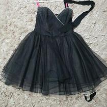 Betsey Johnson Strapless Dress Photo