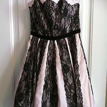 Betsey Johnson Strictly Ballroom Dress in Blush Size 6 Photo