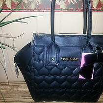 Betsey Johnson Tote Handbag Photo