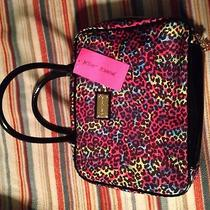Betsey Johnson Travel Bag Photo
