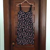 Betsey Johnson Vtg Vintage Dress Pinup Style Photo