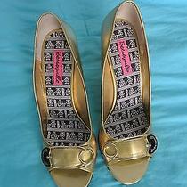 Betsey Johnson Wedge Heels Photo
