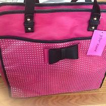 Betsey Johnson Weekender Baby Tote Photo